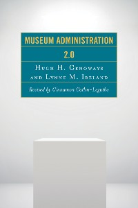 Cover Museum Administration 2.0