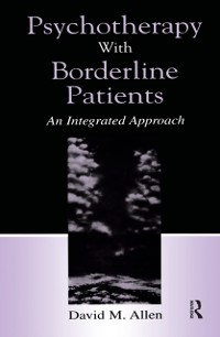 Cover Psychotherapy With Borderline Patients