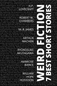 Cover 7 best short stories - Weird Fiction