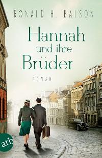 Cover Hannah und ihre Brüder