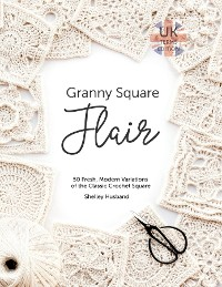 Cover Granny Square Flair UK Terms Edition