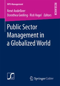 Cover Public Sector Management in a Globalized World