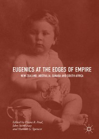 Cover Eugenics at the Edges of Empire