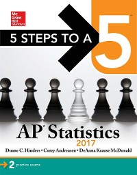 Cover 5 Steps to a 5 AP Statistics 2017