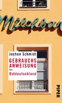 Cover Gebrauchsanweisung für Ostdeutschland
