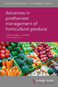 Cover Advances in postharvest management of horticultural produce