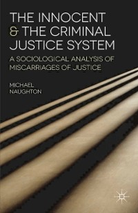 Cover Innocent and the Criminal Justice System