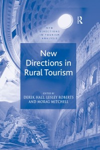 Cover New Directions in Rural Tourism