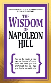 Cover The Wisdom of Napoleon Hill