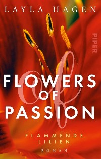 Cover Flowers of Passion – Flammende Lilien