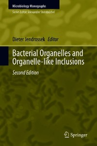 Cover Bacterial Organelles and Organelle-like Inclusions