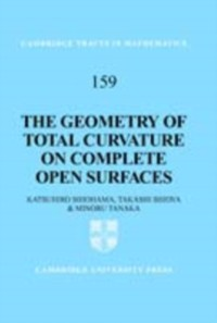 Cover Geometry of Total Curvature on Complete Open Surfaces