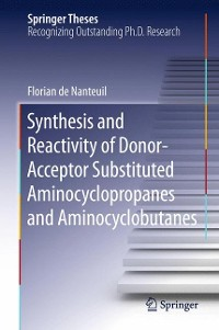 Cover Synthesis and Reactivity of Donor-Acceptor Substituted Aminocyclopropanes and Aminocyclobutanes