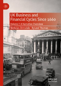 Cover UK Business and Financial Cycles Since 1660