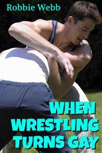 Cover When Wrestling Turns Gay