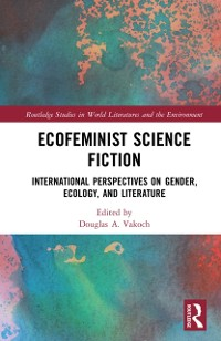 Cover Ecofeminist Science Fiction
