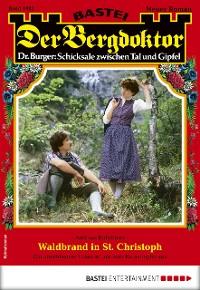 Cover Der Bergdoktor 1982 - Heimatroman