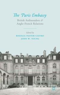 Cover The Paris Embassy