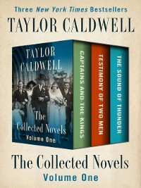 Cover The Collected Novels Volume One