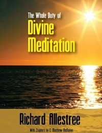 Cover Whole Duty of Divine Meditation