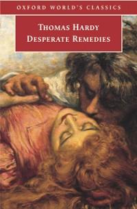 Cover Desperate Remedies