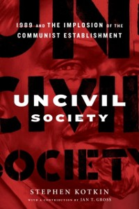 Cover Uncivil Society