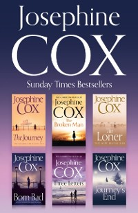 Cover Josephine Cox Sunday Times Bestsellers Collection