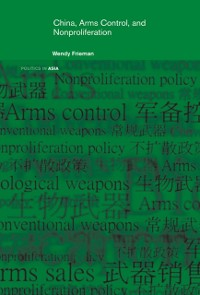 Cover China, Arms Control, and Non-Proliferation