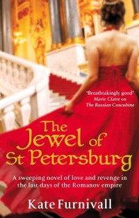Cover Jewel Of St Petersburg