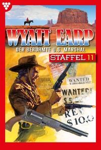 Cover Wyatt Earp Staffel 11 – Western