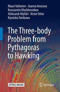 Cover The Three-body Problem from Pythagoras to Hawking