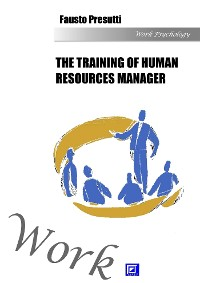 Cover The Training of Human resources manager