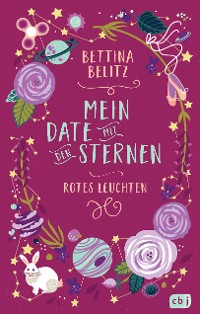 Cover Mein Date mit den Sternen - Rotes Leuchten