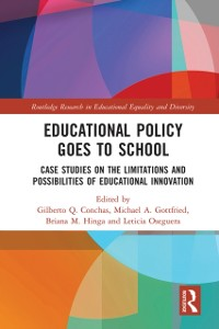 Cover Educational Policy Goes to School