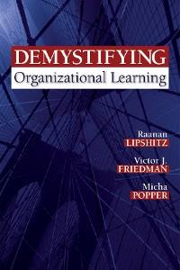 Cover Demystifying Organizational Learning
