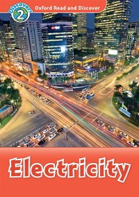 Cover Electricity (Oxford Read and Discover Level 2)