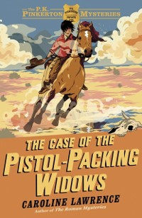 Cover Case of the Pistol-packing Widows