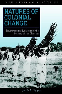 Cover Natures of Colonial Change