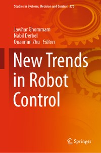Cover New Trends in Robot Control