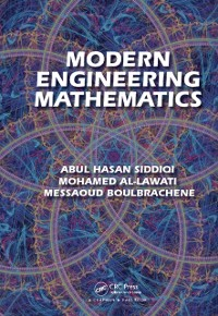 Cover Modern Engineering Mathematics