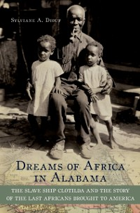 Cover Dreams of Africa in Alabama