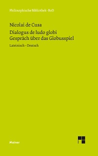Cover Schriften in deutscher Übersetzung / Über das Globusspiel