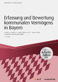 Cover Erfassung und Bewertung kommunalen Vermögens in Bayern - inkl. Arbeitshilfen online
