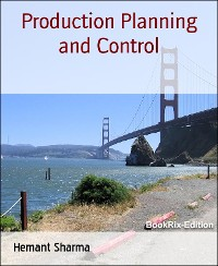 Cover Production Planning and Control