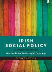 Cover Irish Social Policy (second edition)