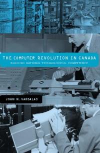 Cover Computer Revolution in Canada