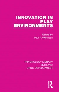 Cover Innovation in Play Environments