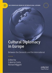 Cover Cultural Diplomacy in Europe