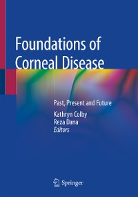 Cover Foundations of Corneal Disease