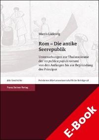 Cover Rom – Die antike Seerepublik